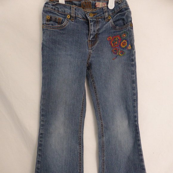 CHILDREN'S PLACE, size 6x to 7 girl's blue jeans